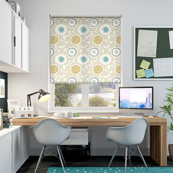 Anneke Honey Roller Blind
