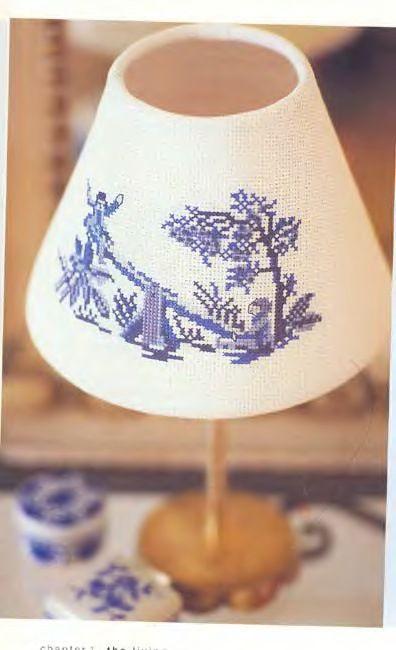 Gallery.ru / Фото #1 - Blue & White Cross Stitch-Helena Turvey - Orlanda