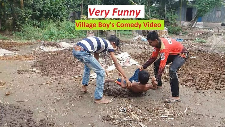 Very Funny Village Boy's Comedy Video || funny video compilation || Very...