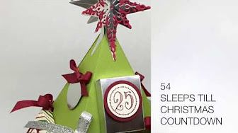 52 Sleeps Till Christmas - Stampin Up! Advent Calendar Part 2 - YouTube