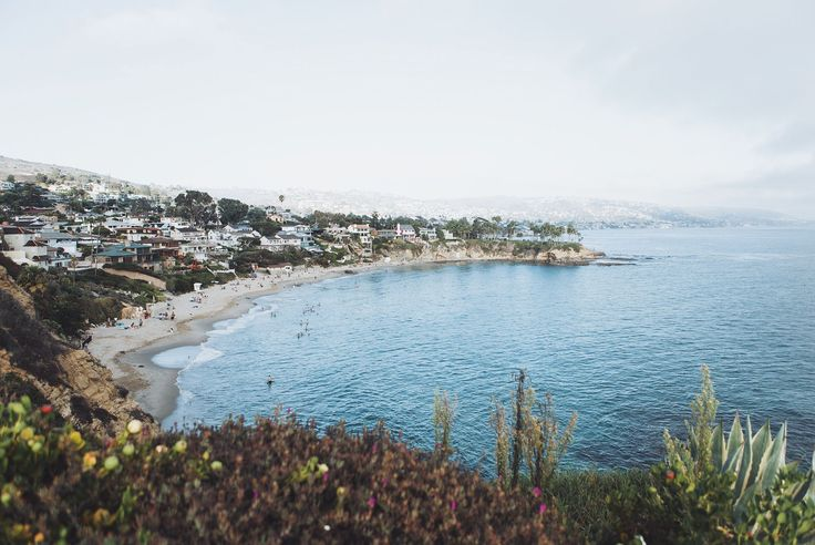 http://roaminglovers.fr/los-angeles/ #roaminglovers #lagunabeach #losangeles #ocean #beach