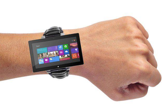 Microsoft Reportedly Preparing To Jump On The SmartwatchBandwagon v/ @techcrunch