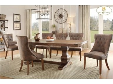 Shop For Homelegance Dining Table 2526 96 And Other Room Tables