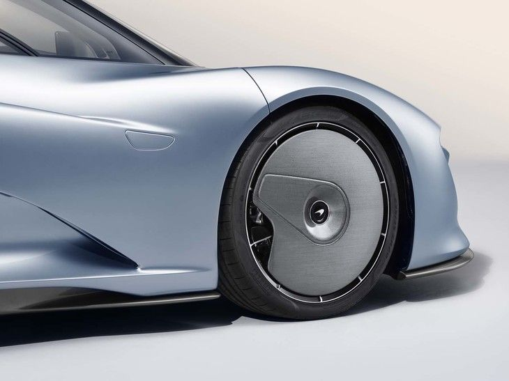 """The 533th: Road car """"McLaren speed tail"""" of top speed 403km / h debut """"8 images of a word from editor"""""""