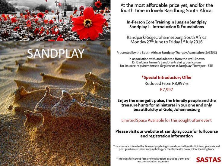 Sandplay Training Johannesburg