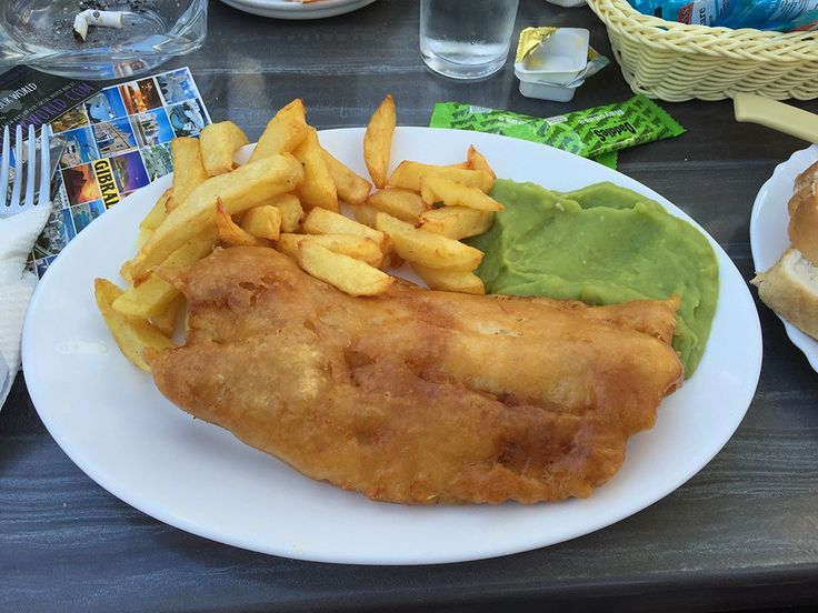 Roys Fish & Chips Gibraltar