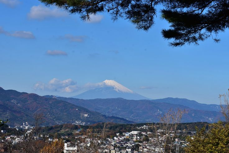 小室山公園から 2016.12
