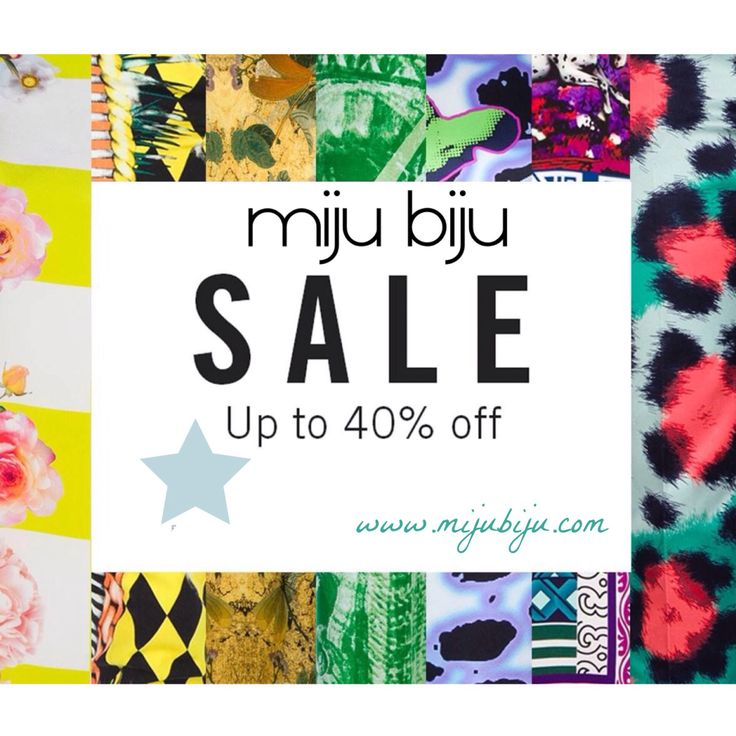 sale on Miju Biju✌️