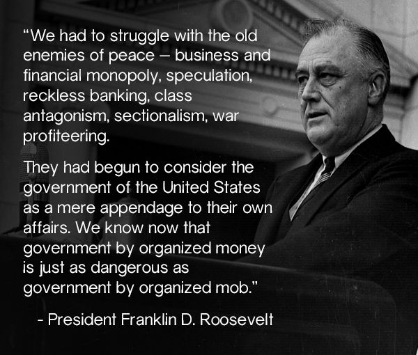Feel The Bern Bernie Sanders Is The ONLY Candidate Not Owned By Awesome Franklin D Roosevelt Quotes