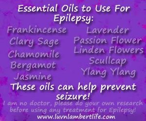 Essential Oils to Use for Epilepsy....epilepsy meds often work for cyclothemia too.