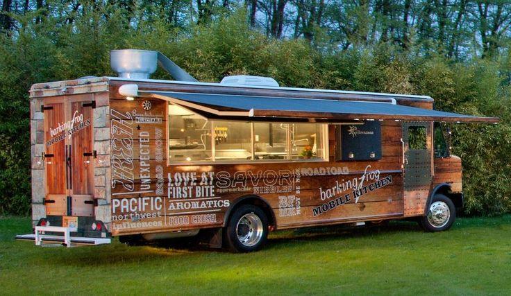 Barking frog mobile kitchen hops into food truck scene