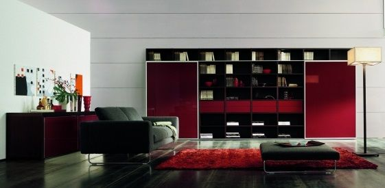 #red #color #tomasella #zonagiorno