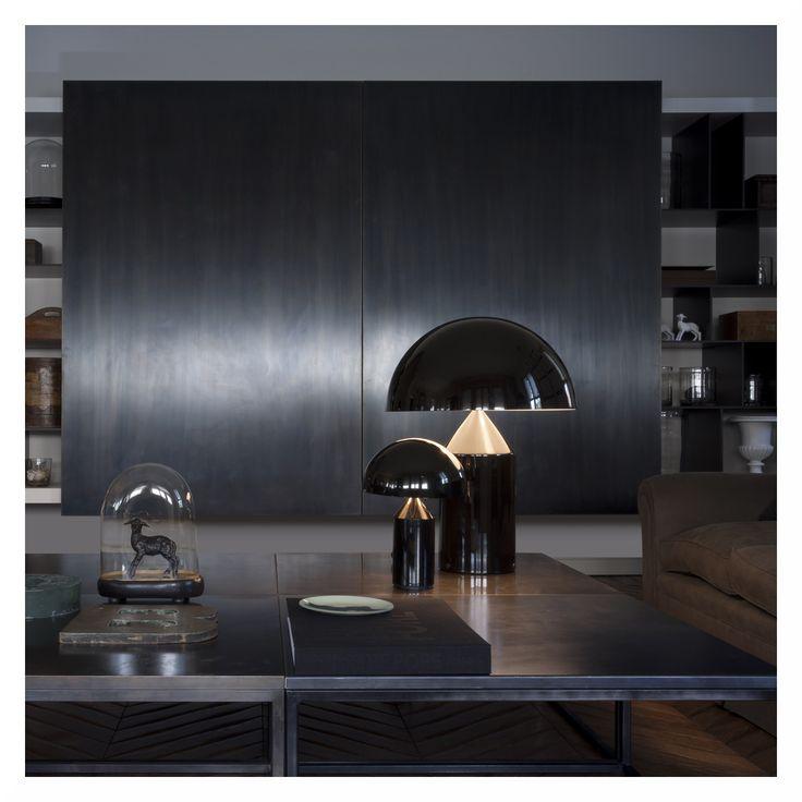 Glänzend, Edel Und Ein Absoluter Blickfang Ist Unser Produkt Der Woche: Die  Atollo Tischleuchte