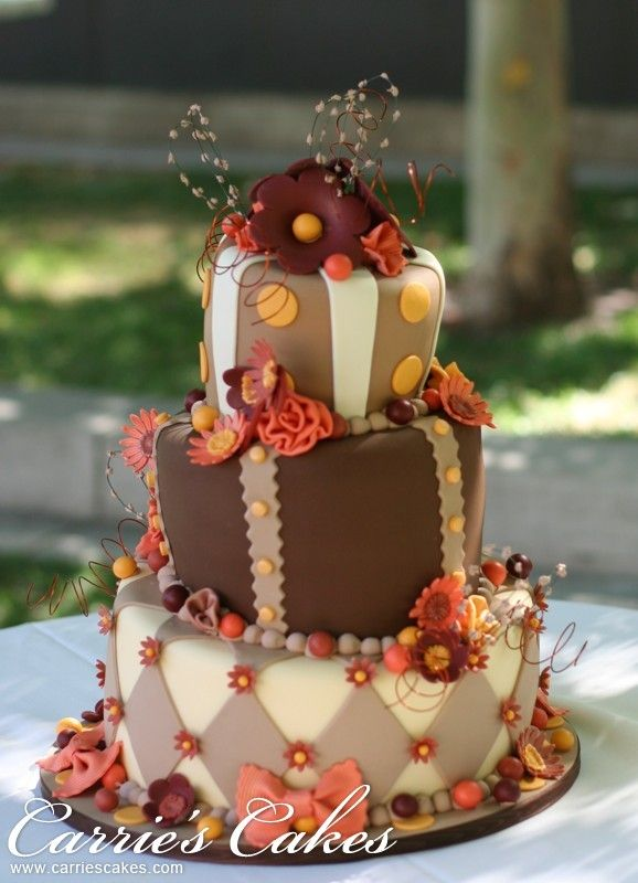 autumn theme wedding cakes 36 best fall themed images on conch 10899