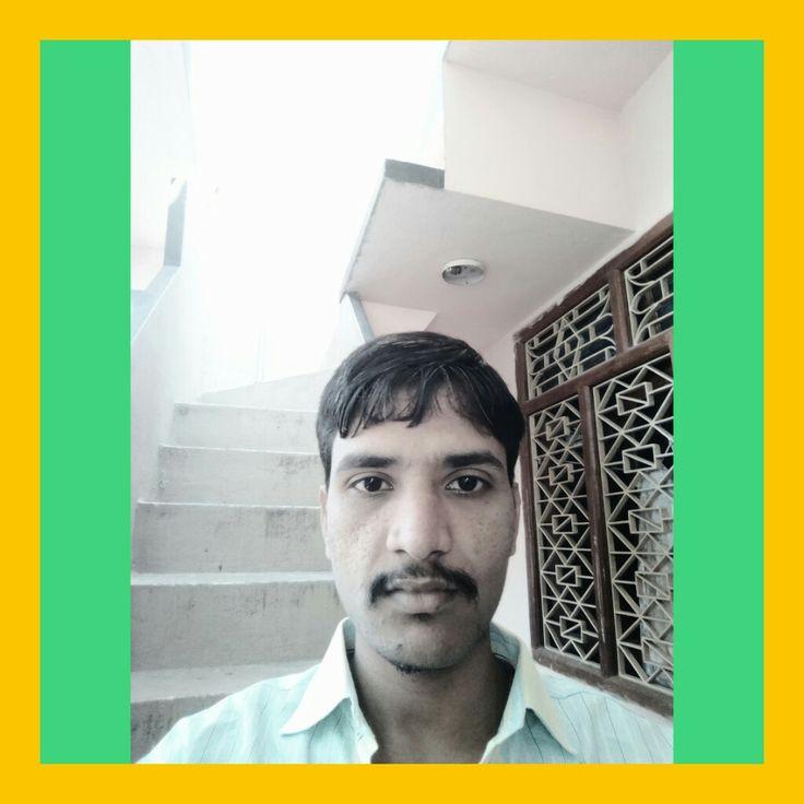 Author Dadagari Jeelan selfie snap