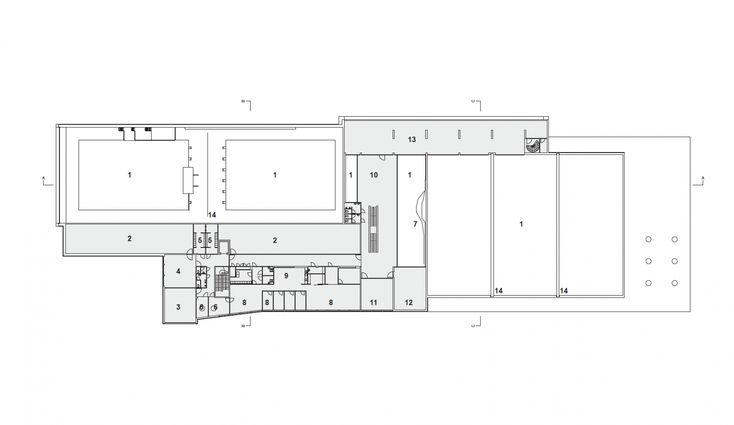 architecture norway | Military training facility, Haakonsvern, Bergen