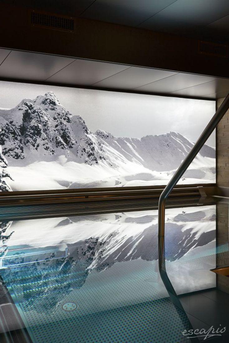 Hotel Seehof Davos. Graubünden, Schweiz