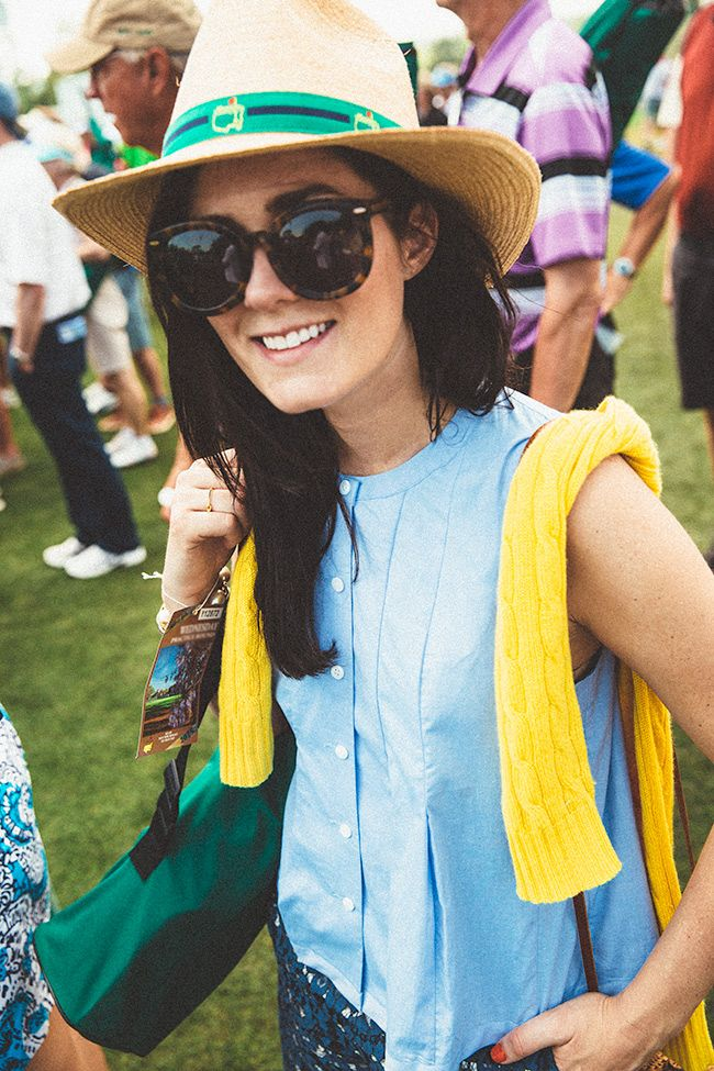 Classy Girls Wear Pearls: The Masters