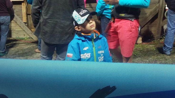 Tymoteusz Cienciała wygrał Turniej Czterech Skoczni dla dzieci