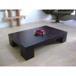 mesas de centro de madera - Buscar con Google