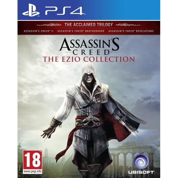 Assassin's Creed The Ezio Collection PS4 Game | http://gamesactions.com shares #new #latest #videogames #games for #pc #psp #ps3 #wii #xbox #nintendo #3ds