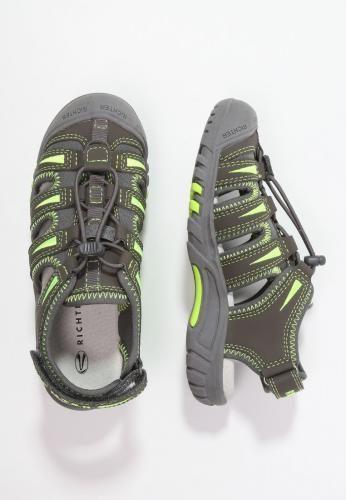 #Richter sandali da trekking pebble/neon mais Blu scuro  ad Euro 54.00 in #Richter #Bambini promo scarpe scarpe