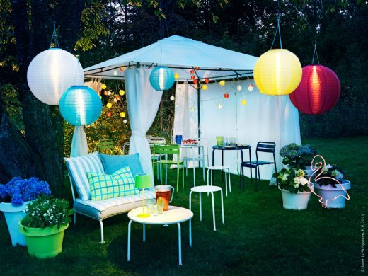 lawn party: Summer Gardens, Backyard Dreams, Summer Parties, Whimsical Gardens, Outdoor Parties, Ideas Outdoor, Outdoor Spaces, Backyard Spaces, Gardens Parties