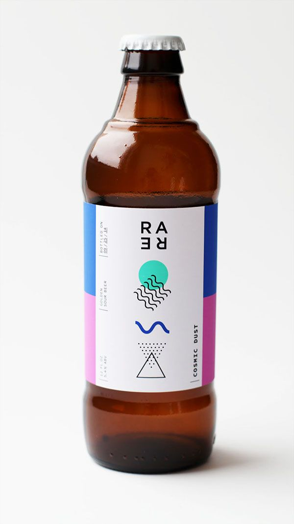 Rare Barrel - A Sour Beer Co. on Behance