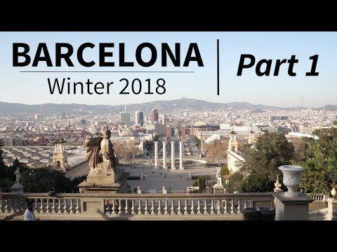 Barcelona Travel Diary Part 1 - January 19th & 20th, 2018 - https://bcn4u.com/barcelona-travel-diary-part-1-january-19th-20th-2018/