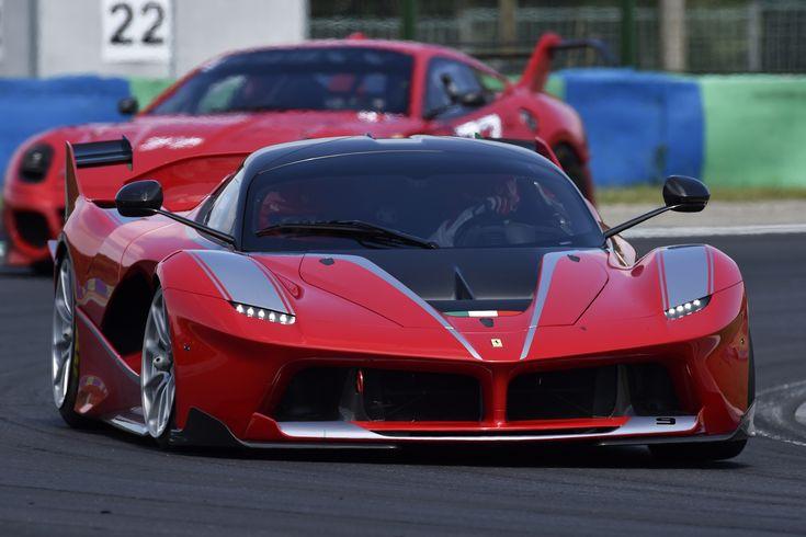 Ferrari Racing Days at Circuit Paul Ricard - http://www.motrface.com/ferrari-racing-days-at-circuit-paul-ricard/