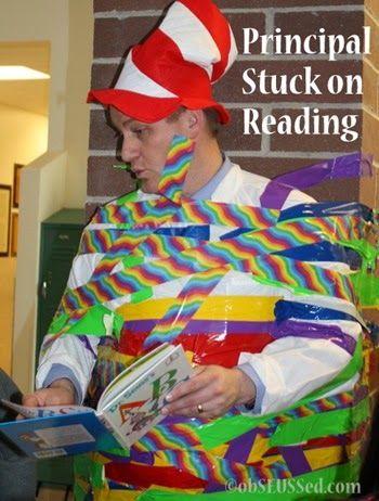 obSEUSSed: Read Across America: School Readathon and Printable Reading Log