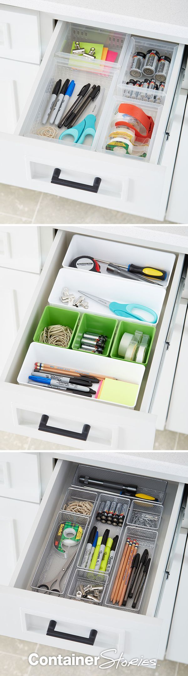 Best 20 Desk Drawer Organizers Ideas On Pinterest