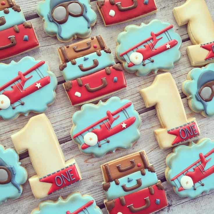 best  airplane cookies ideas on   airplane party, Baby shower invitation