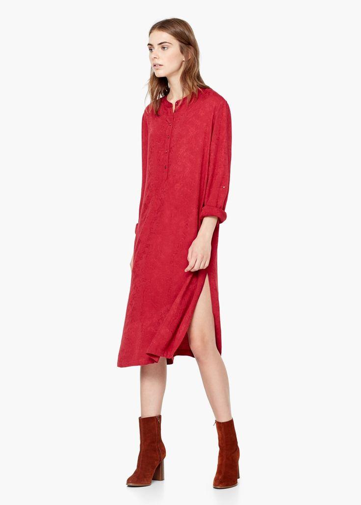 Длинная блузка - Рубашки - Женская | OUTLET Россия (Российская Федерация)