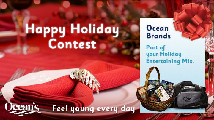 You should enter Happy Holiday Contest. There are great prizes and I think one of us could win!
