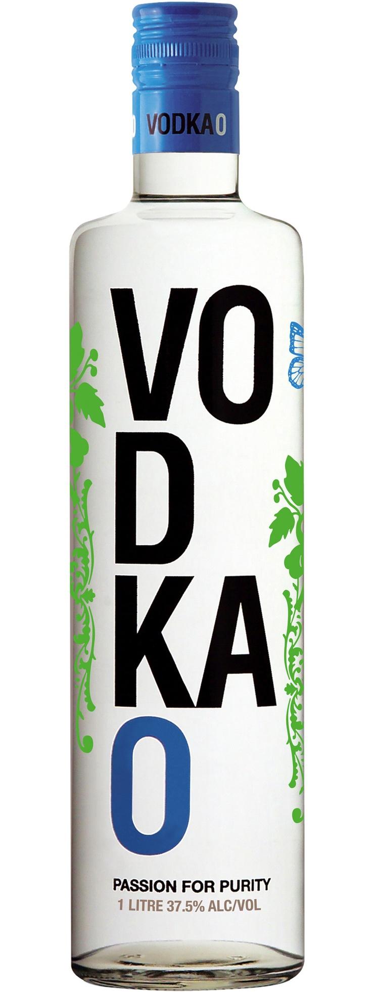 Vodka O Vodka 1L (Australia)    Vodka fun! #PD