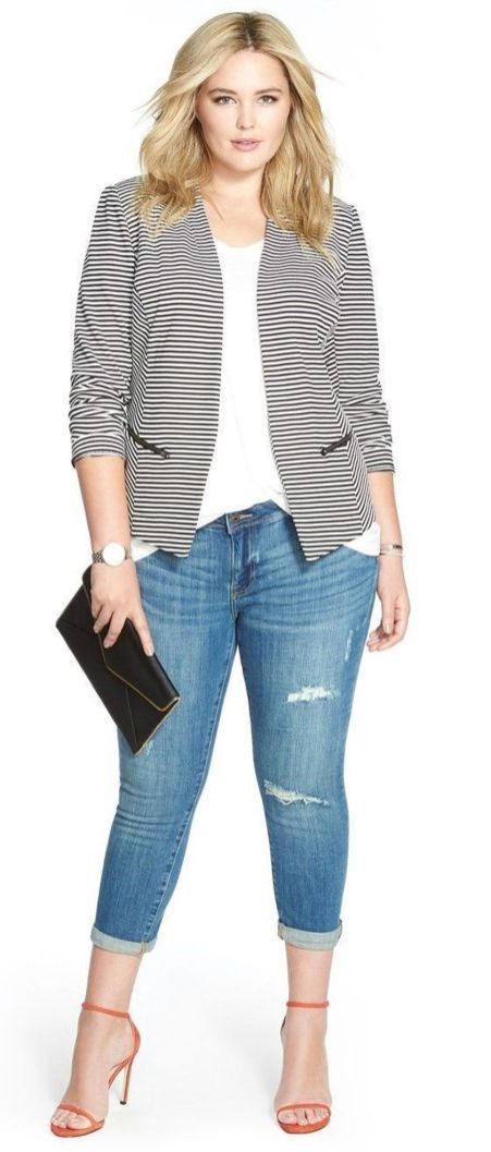 f969229de8aa Summer casual work outfits ideas for plus size 14  Plussizeclothesideas