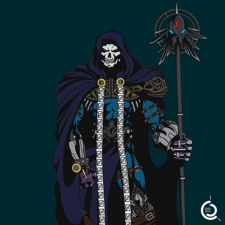 Skeletor - Les maitres de l'univers - Moff http://www.cosplayfrance.fr/character/skeletor.html