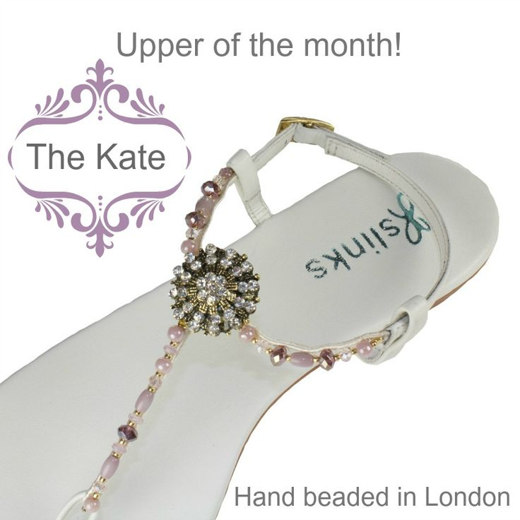 New Upper of the Month: the Kate in Pink!