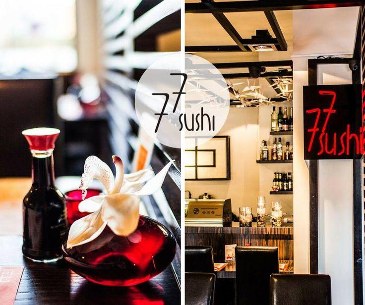 W każdej z naszych restauracji spotkacie się z minimalistycznym, ciepłym wnętrzem z japońskimi akcentami. Wszystko po to, by nasi goście poczuli się wyjątkowo :) Zapraszamy na spotkania! #77Sushi