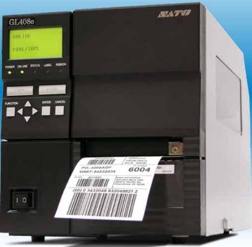 SATO GL412e Barcode printer: pinterest.com/pin/482448178805619505