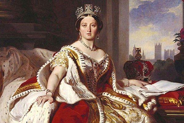 Ratu Victoria mulai memerintah Inggris