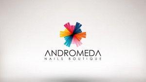 Desarrollo de Marca Andromeda Nails Boutique nobabel sí comunicación