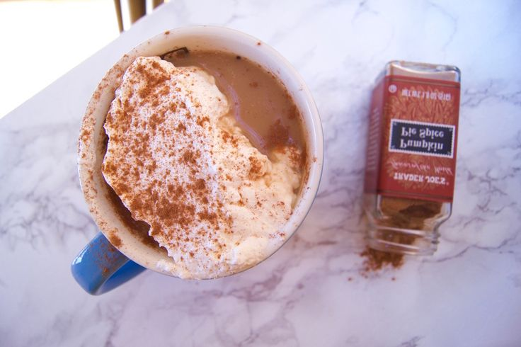 Before you go shelling out over $4 for a drink at your nearest Starbucks, try your hand at making this simple PSL recipe at home and see if you ever go back.