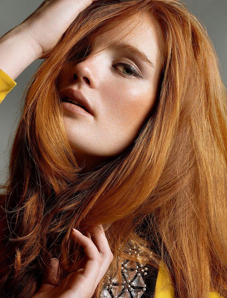 Les 25 meilleures id es de la cat gorie cheveux blond roux - Blond venitien clair ...