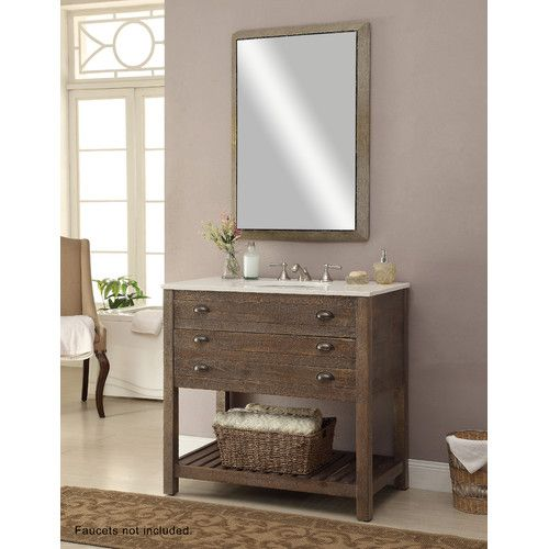 "Found it at Joss & Main - Gabrielle 36"" Single Bathroom Vanity - $720"