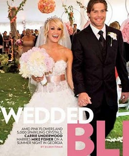Carrie Underwood's dress is to die for! IN LOVE!!!