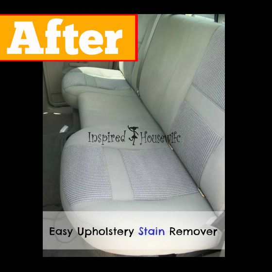 Best Sofa Stain Remover: 17 Best Ideas About Car Upholstery Cleaner On Pinterest