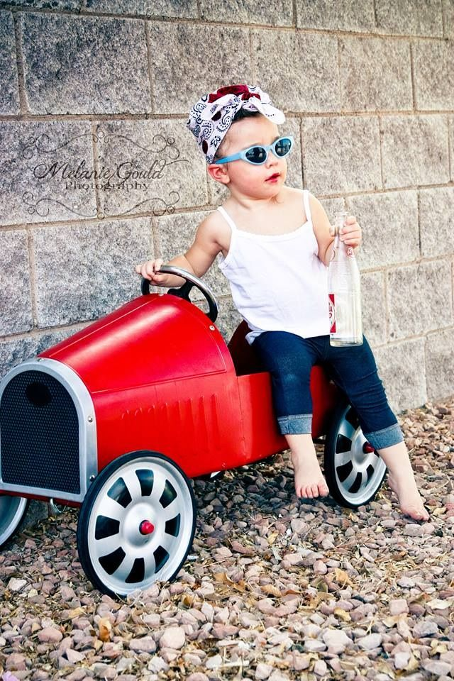 639 Best Rockabilly Babies Images On Pinterest Pedal