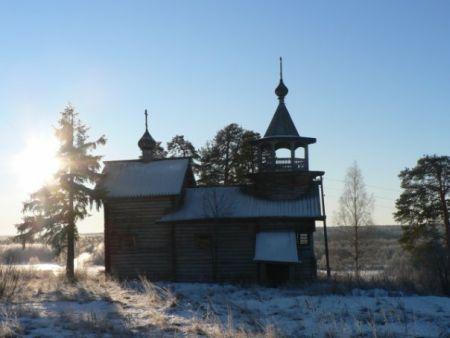Natual beauty of Karelia. Discover it by ski